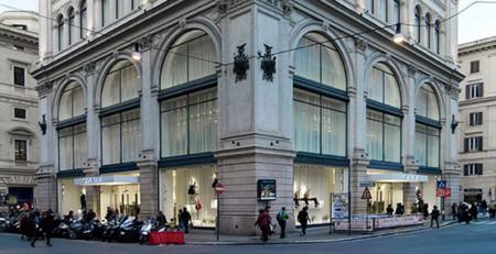 Zara Roma Tienda