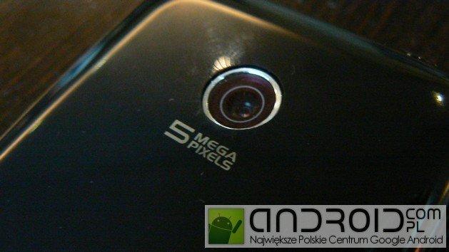 LG E720, ampliando la gama Android