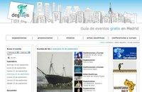 Degratis, guía de eventos gratis en Madrid