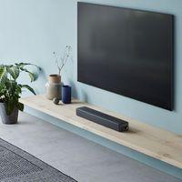 Sony HT-SF200, una barra de sonido compacta y discreta para complementar tu televisor