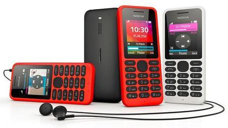 Microsoft mantiene la apuesta de Nokia de móviles básicos a precio reducido con el Nokia 130
