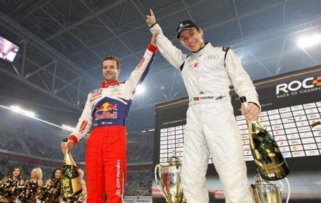 Alemania y Filipe Albuquerque se llevan este año la Carrera de Campeones