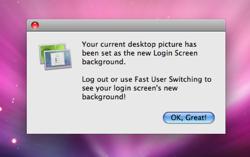 Desktop 2 Login: Comparte el mismo fondo entre el escritorio y la ventana de inicio de sesión