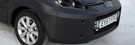Fotos espía del nuevo Ford Fiesta