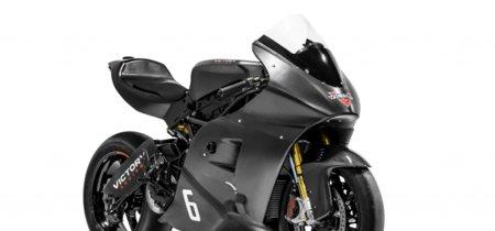Así es la Victory RR, la apuesta eléctrica para el IOMTT y PPIHC del fabricante de motos custom