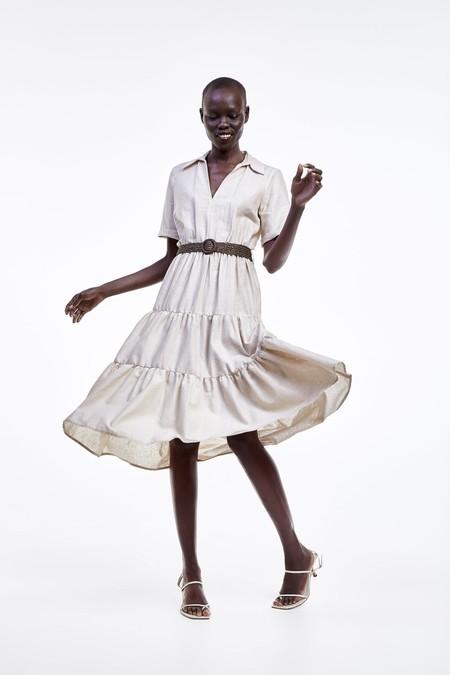 Vestido Mono Rebajas 2020 Zara Verano 01