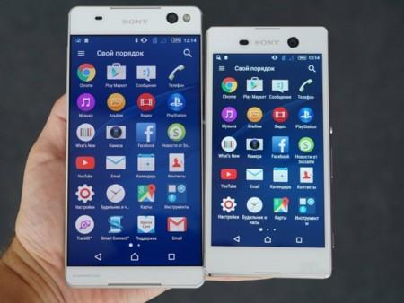 Sony Xperia C5 Ultra y Xperia M5 no se dejan ni un secreto para su presentación oficial