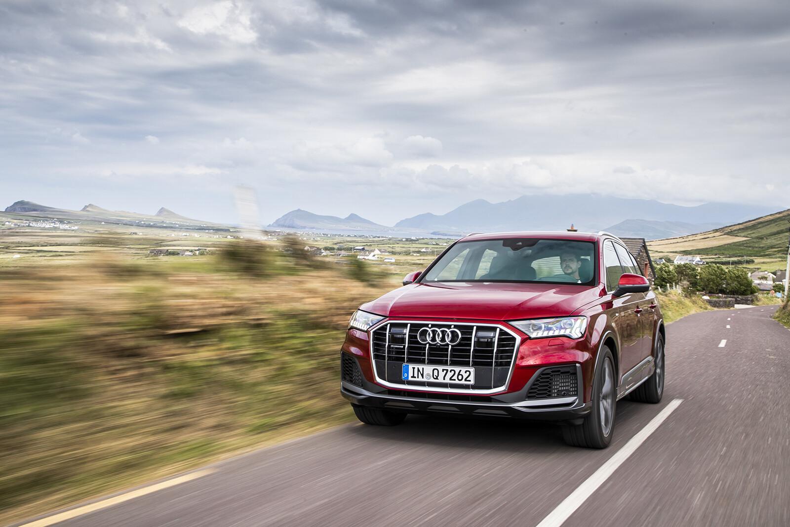 Foto de Audi Q7 2021 (19/30)