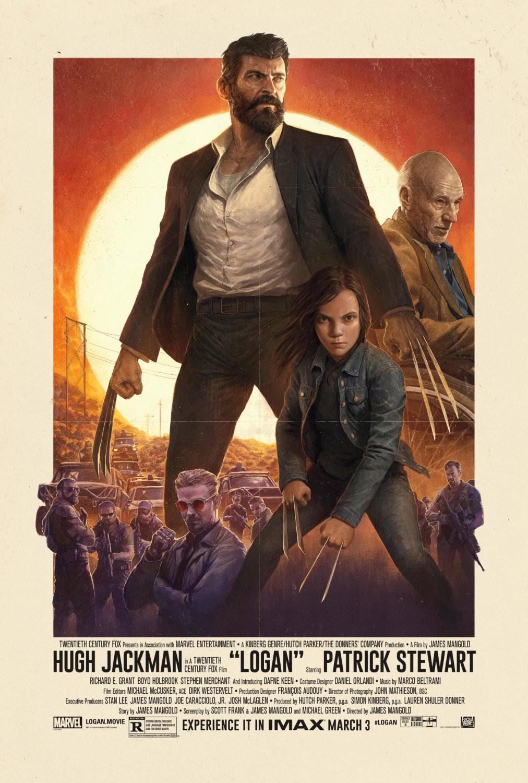 'Logan', carteles
