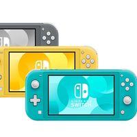 Ofertón: la Switch Lite de Nintendo, con el cupón DESDECASA20 de AliExpress Plaza, te sale por sólo 194,99 euros