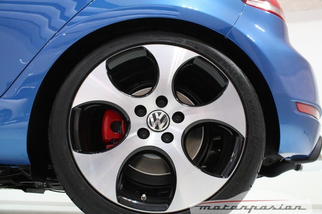 Foto de Volkswagen Golf GTi en el Salón de París (15/32)