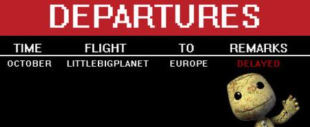 'LittleBigPlanet' se retrasa en Europa