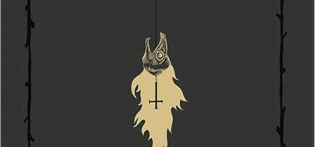 'El hombre del traje negro', un cuento de Stephen King ilustrado