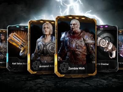 Mapas, armaduras y 280 cartas entre los nuevos contenidos de Gears of War 4
