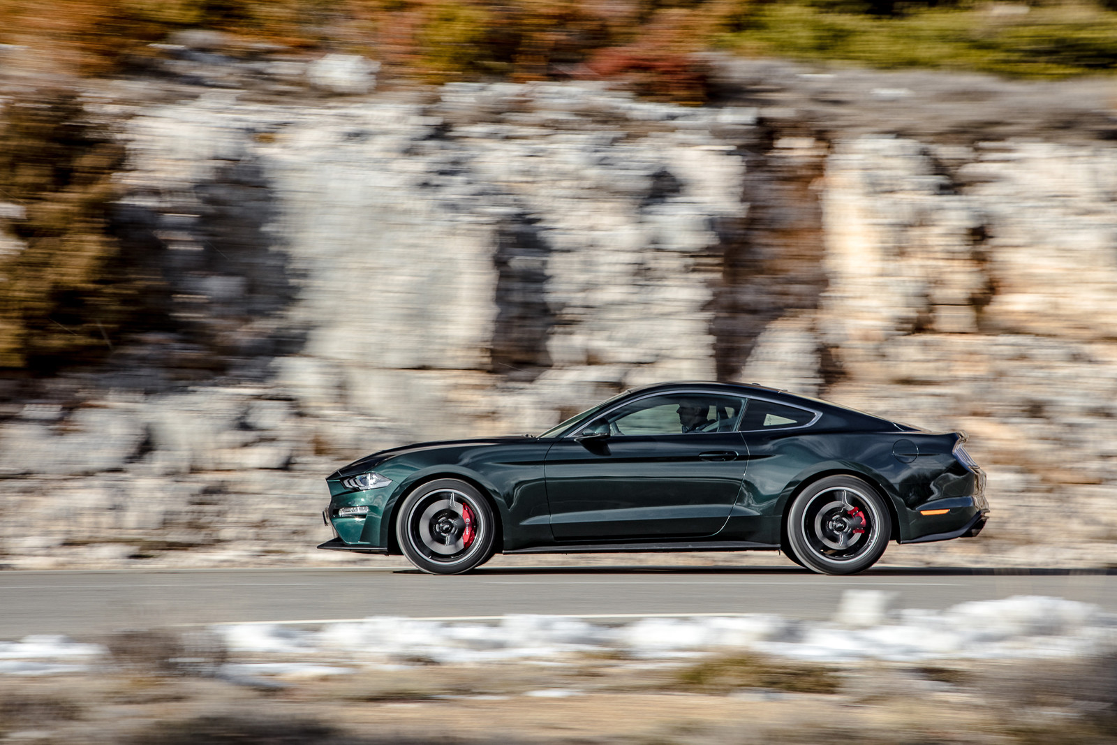Foto de Ford Mustang Bullitt (prueba) (43/45)