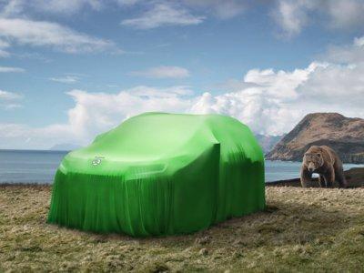 El SUV grande de Škoda tendrá nombre de oso enorme: Kodiaq