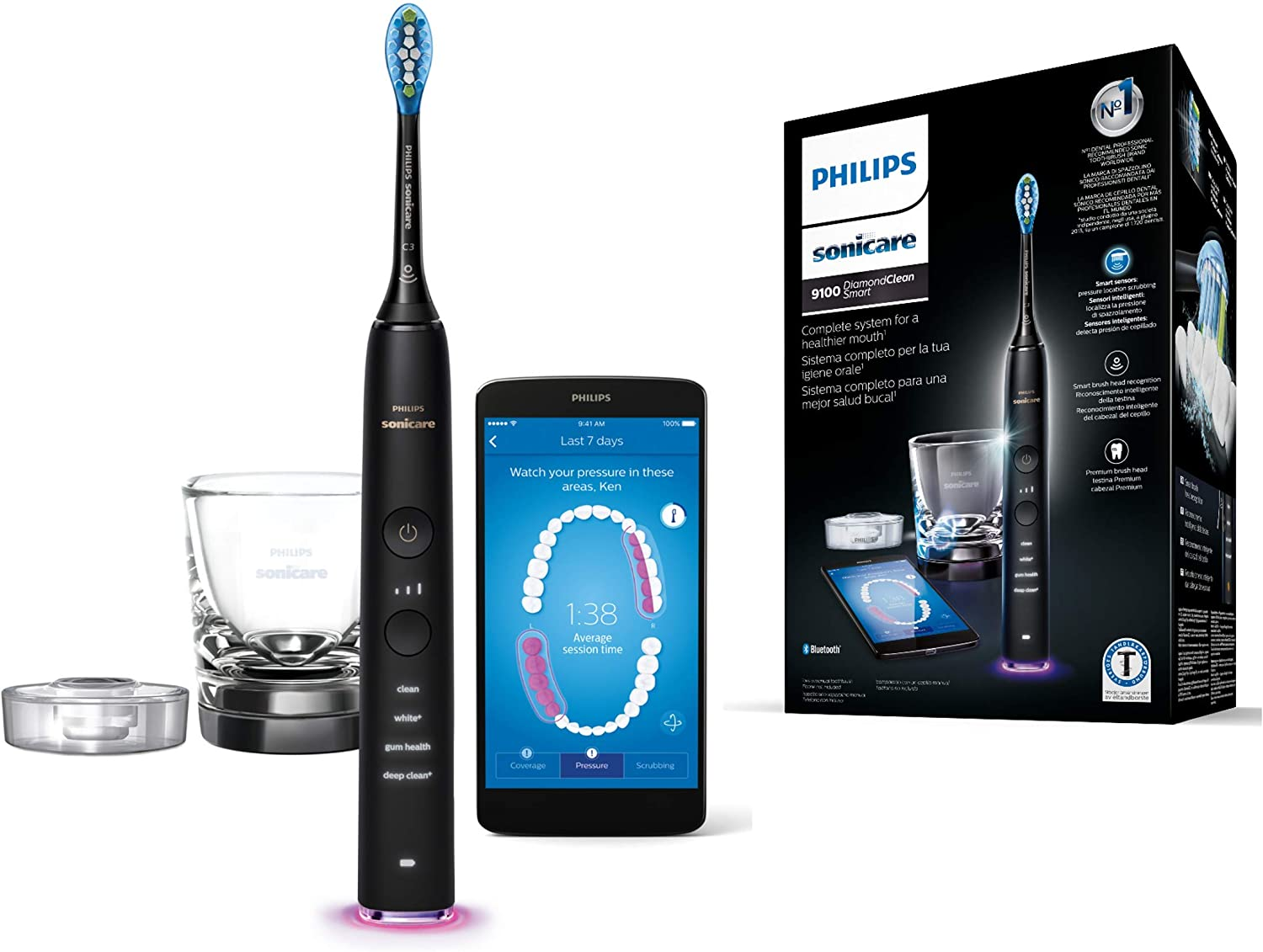 Philips Sonicare HX9901/13 DiamondClean Smart