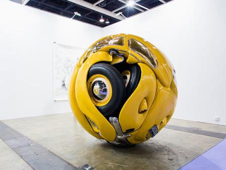 Y el Volkswagen Beetle se hizo bola