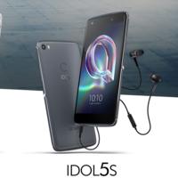 Idol 5, la línea estrella de Alcatel se actualiza con nuevo diseño y hardware MediaTek