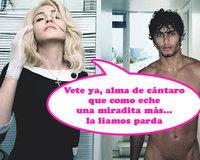 Madonna rompe con su boy-toy Jesús Luz