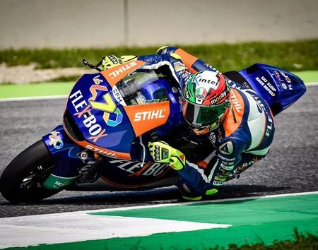 Baldasarri Mugello Moto2 2019