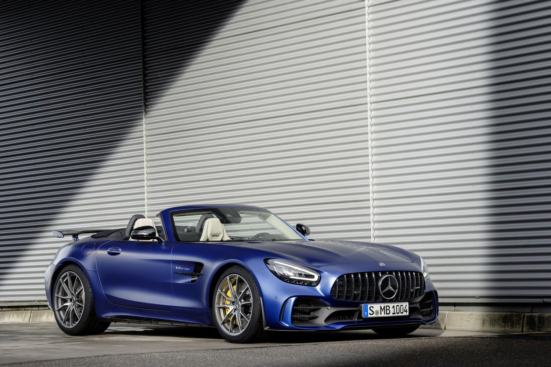 Foto de Mercedes-AMG GT R Roadster (10/29)