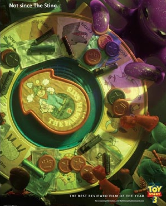 Foto de 'Toy Story 3', carteles para los Oscars (12/15)