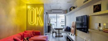 Puertas abiertas: un apartamento en Ipanema diseñado para celebrar fiestas