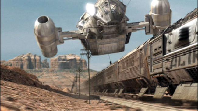 Firefly Train Job
