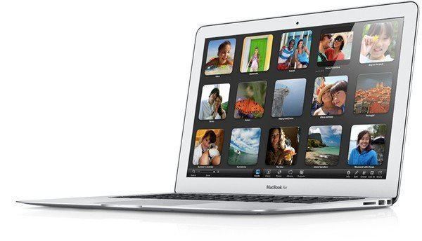 Los MacBook Air se actualizan con Sandy Bridge, Thunderbolt, y teclado retroiluminado