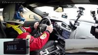 El Chevrolet Corvette C7 de Hennessey rompe la barrera de las 200 millas por hora