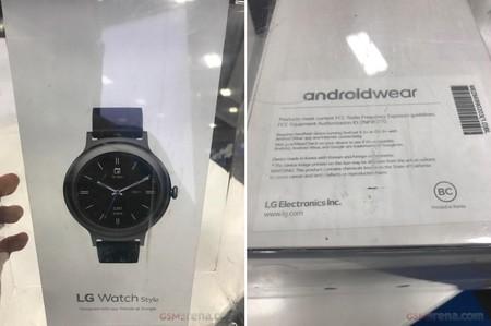 Lg Watch Style 0