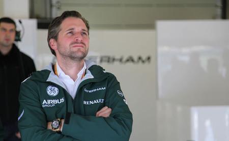 Christijan Albers deja su puesto como jefe de equipo de Caterham