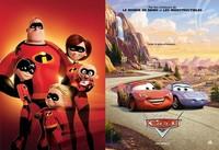 Las próximas películas de Pixar serán Los increíbles 2 y Cars 3