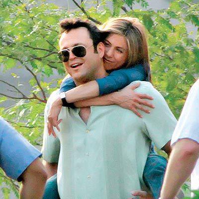 Jennifer Aniston y Vince Vaughn, ¿han vuelto?