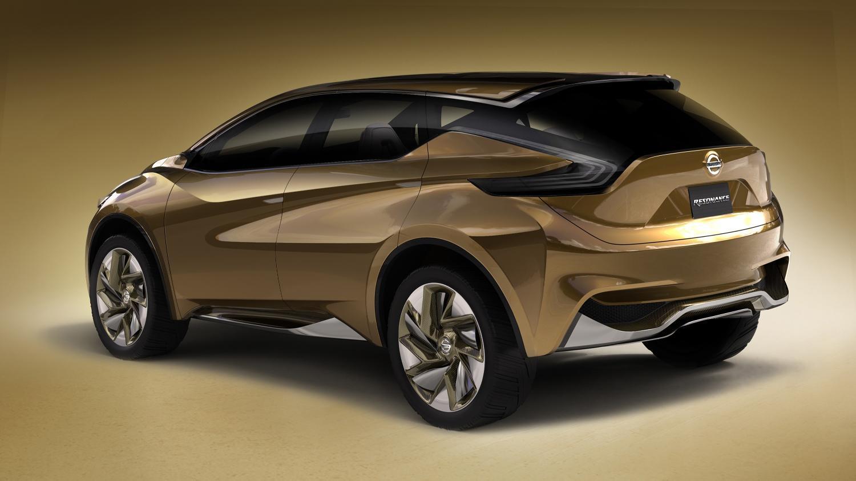 Foto de Nissan Resonance Concept (13/21)