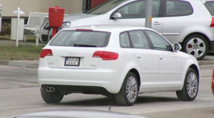 Audi A3 Restyle