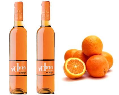 VDM Orange, vino de naranja