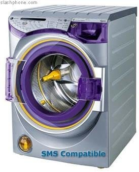Laundry Time, te informa vía SMS