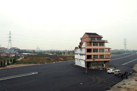 Nail Houses China 20