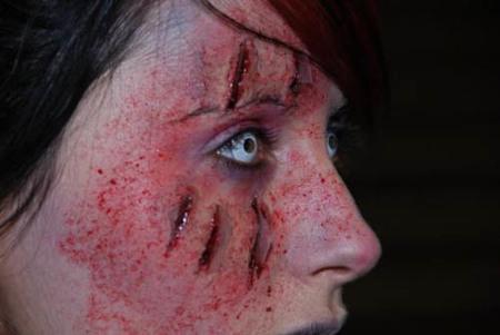 Maquillaje para Halloween: zombie