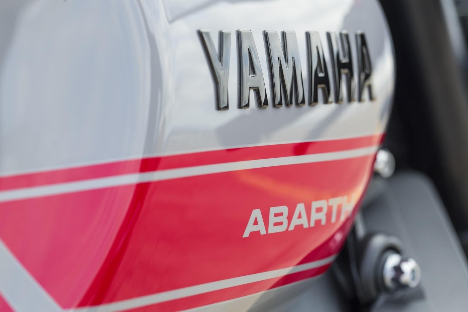 Foto de Yamaha XSR900 Abarth (45/49)