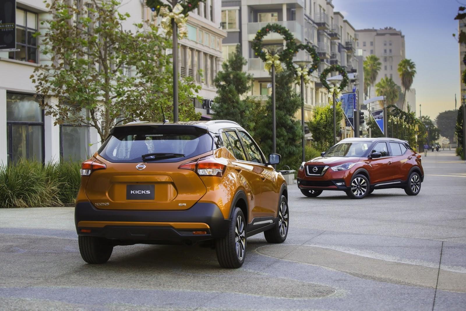 Foto de Nissan Kicks (US-spec) (9/27)
