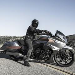Foto 17 de 33 de la galería bmw-concept-101-bagger en Motorpasion Moto