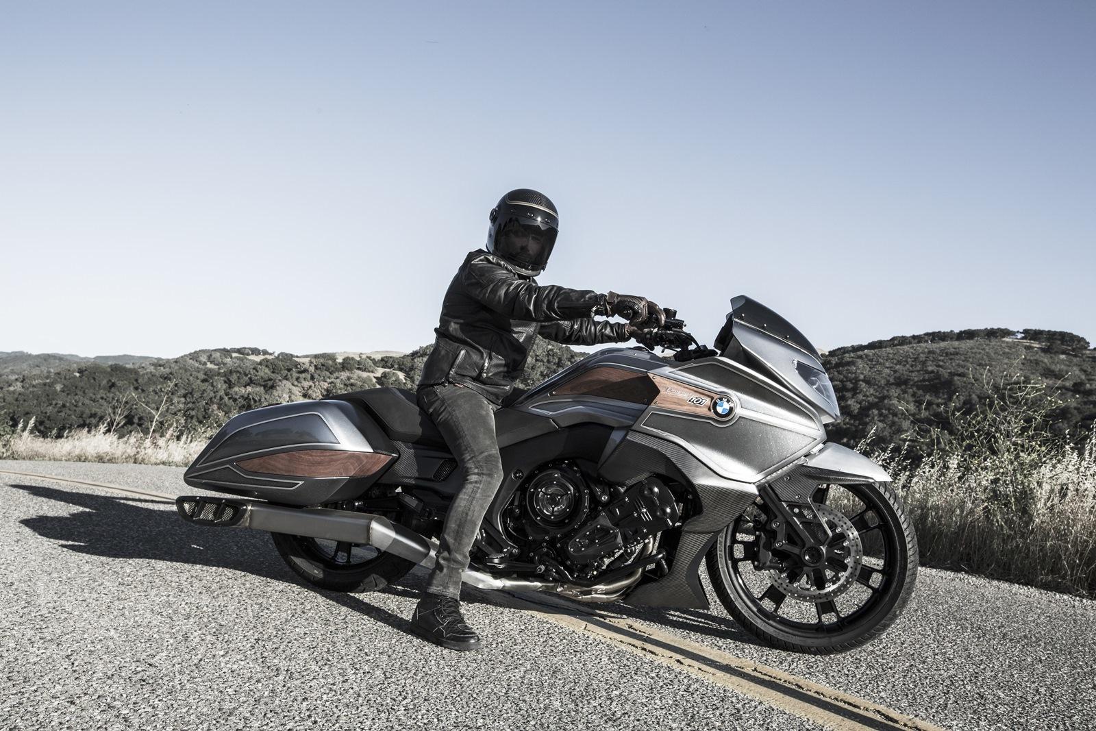 Foto de BMW Concept 101 Bagger (17/33)