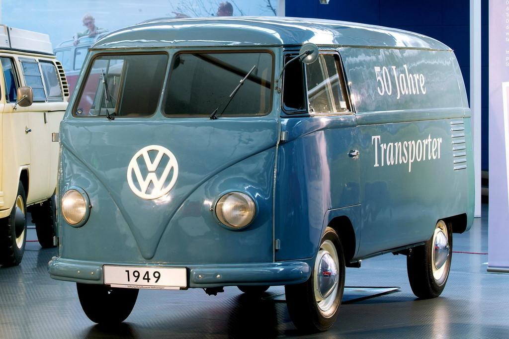 Foto de 60 años del Volkswagen Bully (1/34)