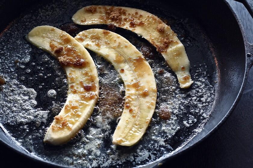 Plátanos rellenos estilo Tabasco. Receta fácil de comida tradicional mexicana apta para vegetarianos