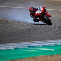 La eclosión Pecco Bagnaia en Jerez es una bendición para Ducati y un dolor de cabeza para Andrea Dovizioso