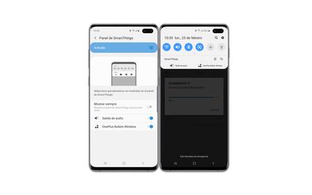 Samsung Galaxy S10plus Smart Things