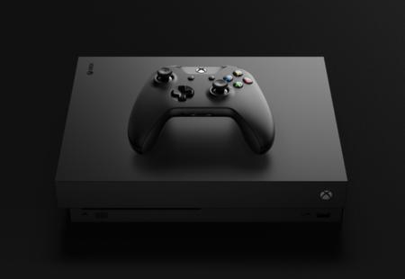 Xbox One X: todos los detalles de su diseño en un vídeo